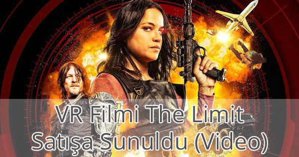 The Limit VR Fragman İzle