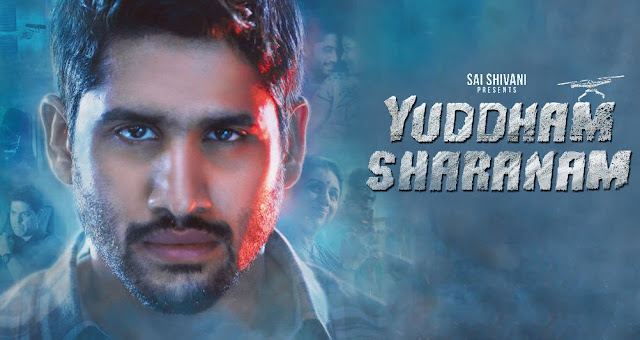 Yuddham Sharanam 2018 Hindi Dubbed Full HD Movie Watch or Download