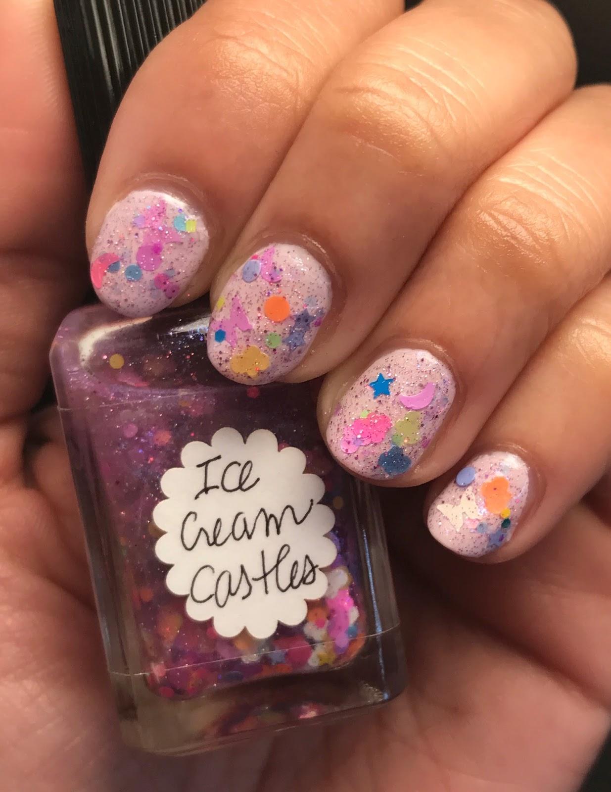 Annie\'s Nail Polish Adventures: Essie Go Ginza + Lynnderella Ice ...