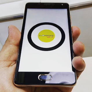 CloudFone Thrill Access Now Available for Php4,999; Metal-Clad Android Marshmallow with Fingerprint Sensor