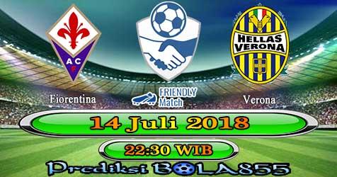 Prediksi Bola855 Fiorentina vs Verona 14 Juli 2018