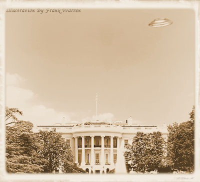 When UFOs Buzzed the White House