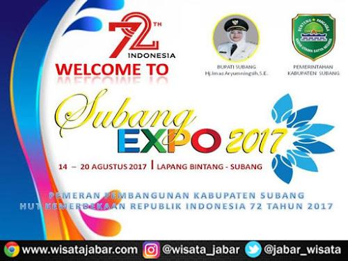 Subang Expo 2017 di Lapang Bintang