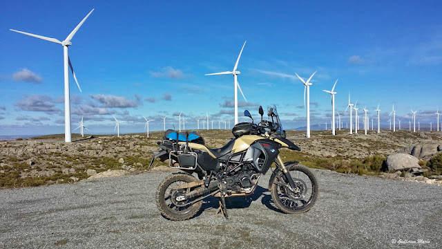BMW F800GS Adventure. Trail Forever: Haciendo Cumbre