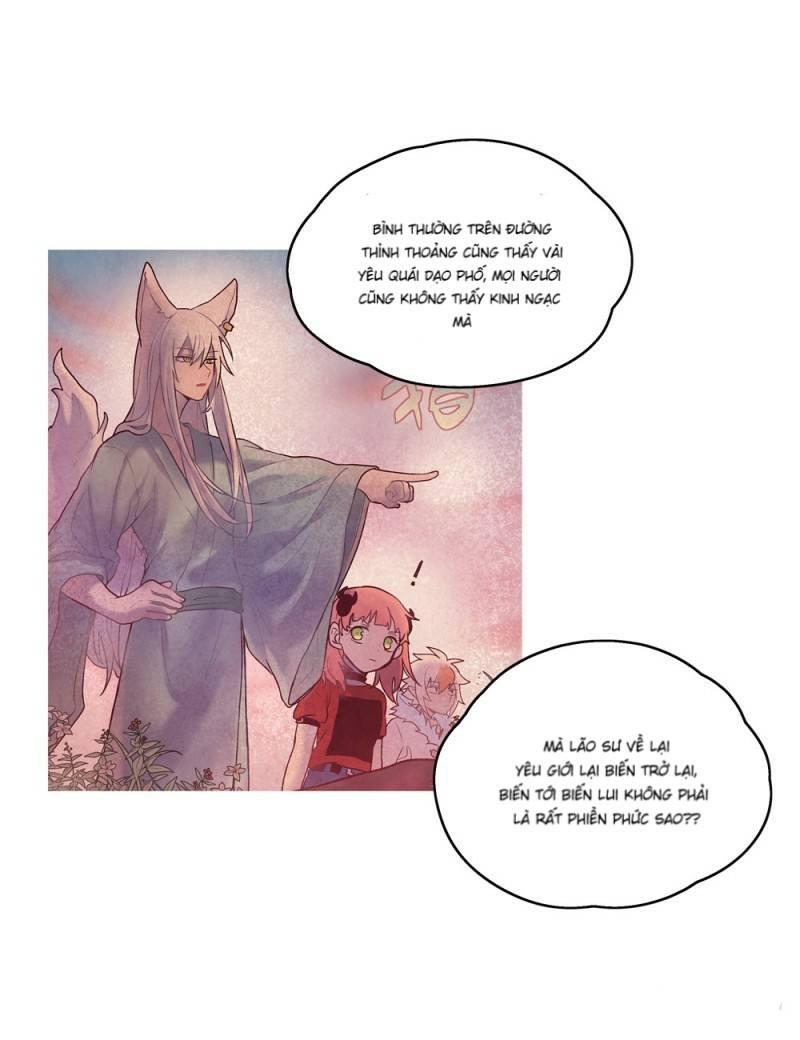 Gia Sư Tổ Tiên chap 21 - Trang 16