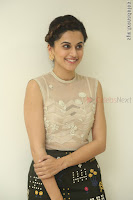 Taapsee Pannu in transparent top at Anando hma theatrical trailer launch ~  Exclusive 081.JPG