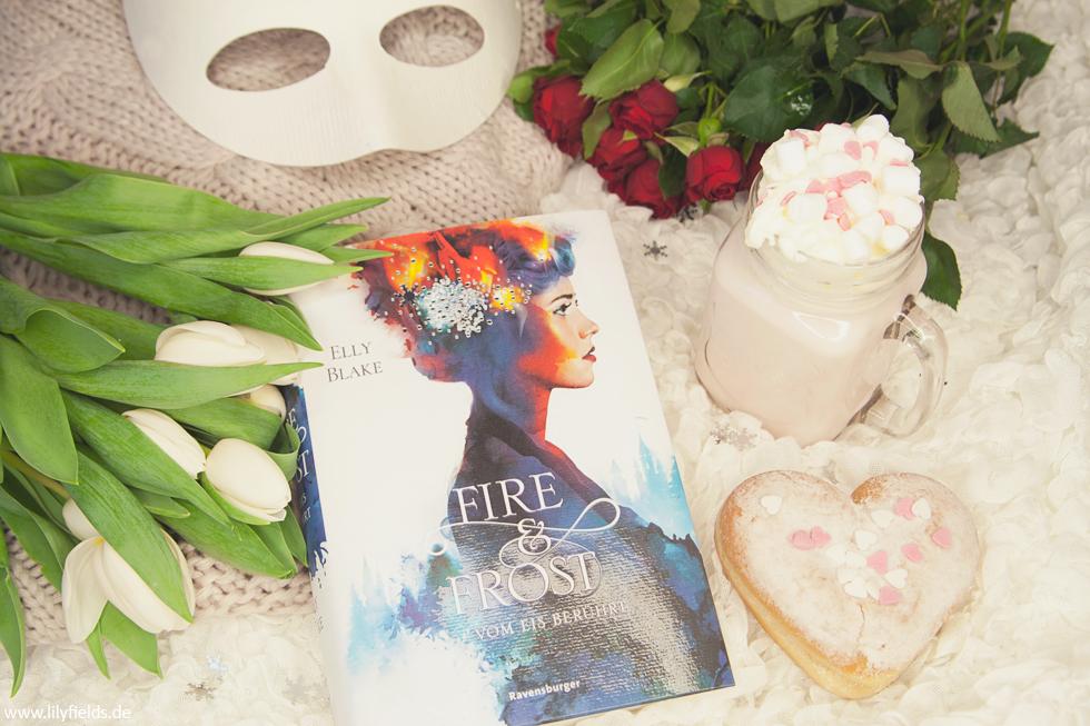 Fire & Frost von Elly Blake