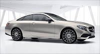 Mercedes E300 Coupe 2018