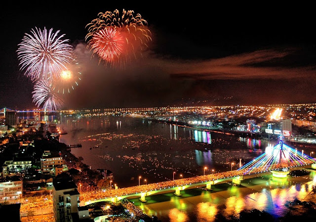 Nonstop events scheduled for Da Nang firework show