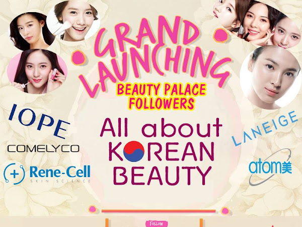 EVENT : Beauty Palace Korea Blogger Party