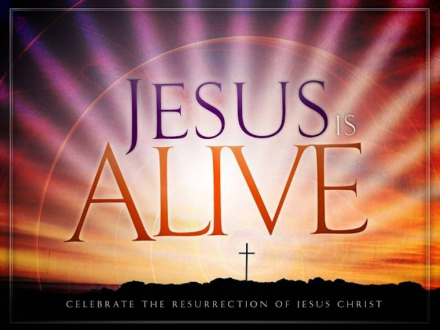 Jesus Christ has Alive Wallpaper