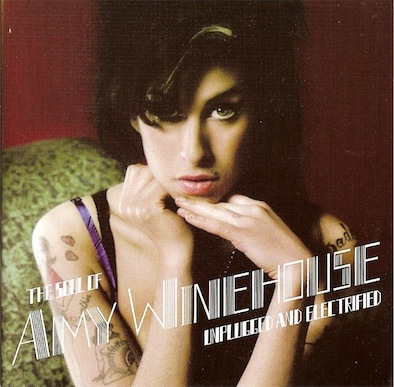 Amy Winehouse Back Black 320 Rare