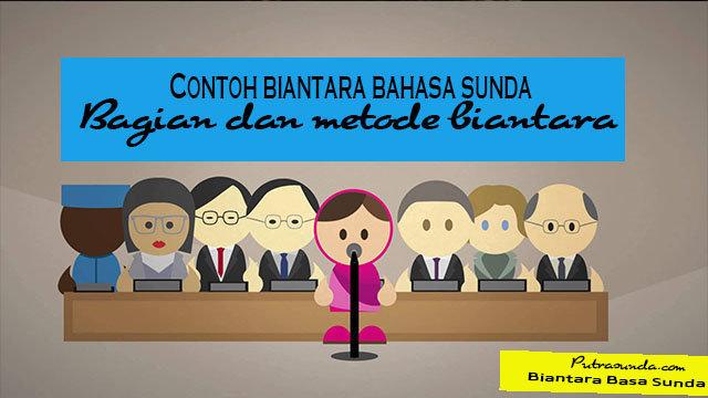 Metode Dan Contoh Biantara Pidato Bahasa Sunda Yang Benar Basa