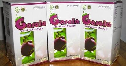 Manfaat Garcia Obat Herbal Kulit Manggis