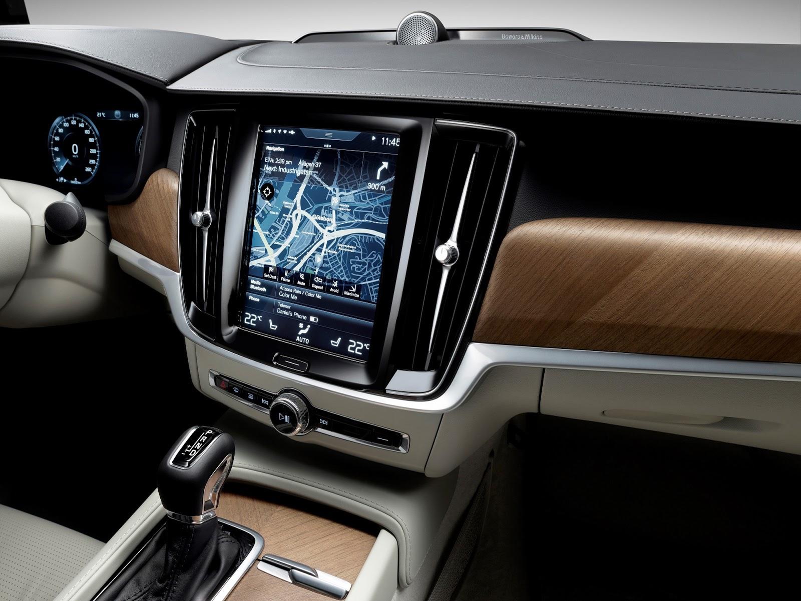 NEO%2BVOLVO%2BV90 10 Το V90 είναι το πιο όμορφο, το πιο ασφαλές station wagon και το πιο... Volvo Station Wagon, Volvo, Volvo V90
