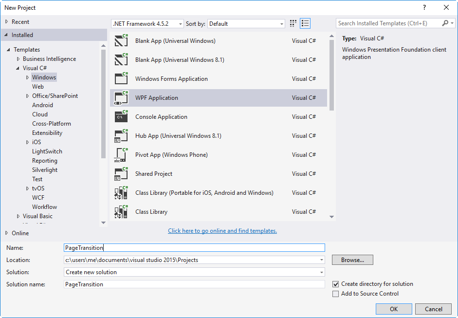 WPF Thoughts: Unit Testing page with a modal dialog