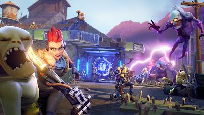 Fornite el nuevo juego F2P de Epic games llega este 25 de julio