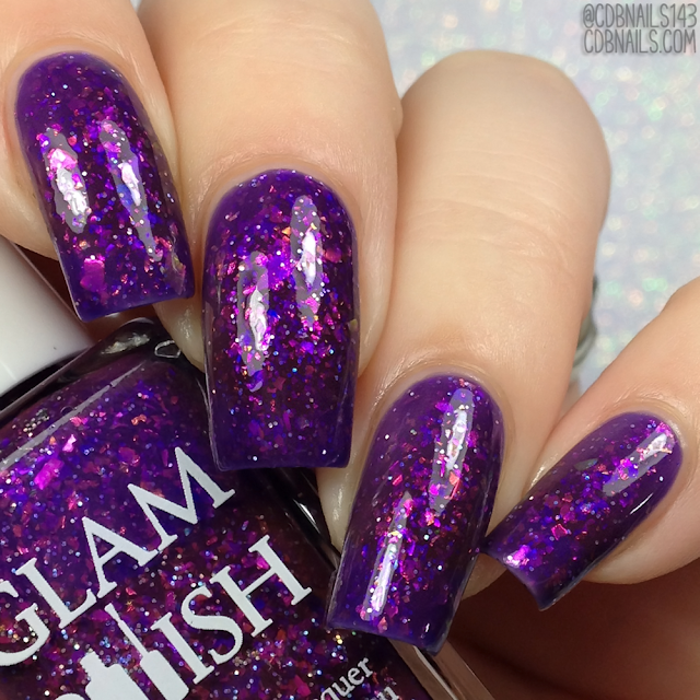 Glam Polish-Foolish Mortals