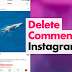 Delete Comment From Instagram Updated 2019