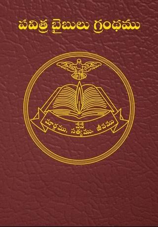 తెలుగు బైబిలు Telugu Bible PDF Download ~ Freely