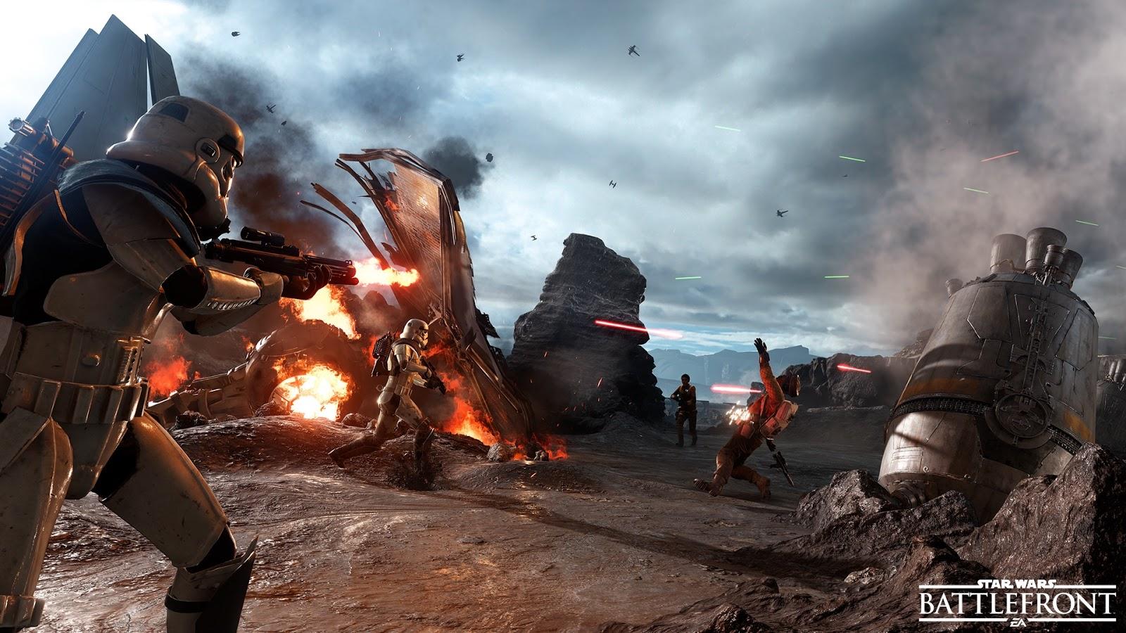 Star Wars Battlefront 2015 Pc Torrent