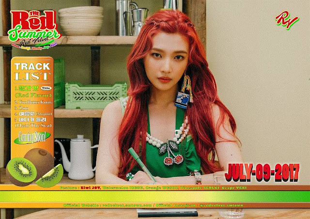 The Red Summer Teaser Foto Joy