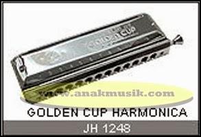 Harmonika Golden Cup JH1248