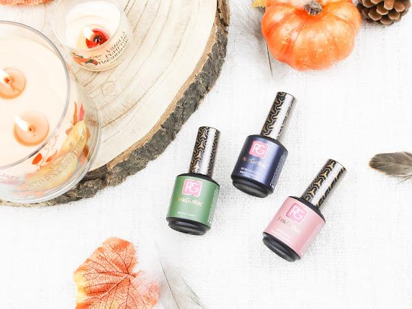 3 perfecte herfst kleuren van Pink Gellac
