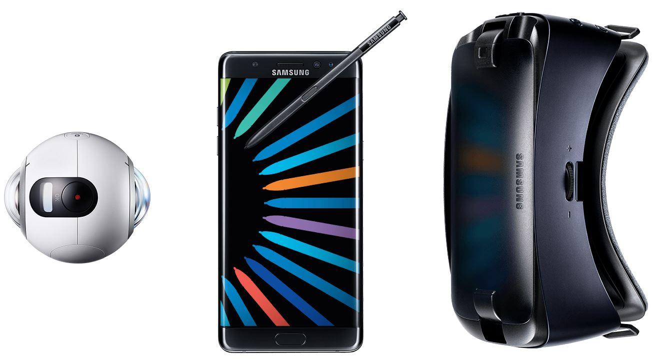 Samsung Galaxy Note7 | Prezzo in Italia e a quando l'uscita e disponibilità preordini