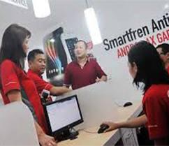 Lowongan Kerja di PT Smartfren Telecom