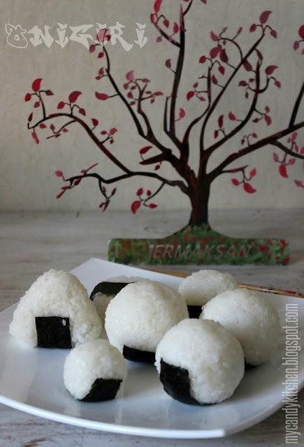 оризови топки, онигири суши