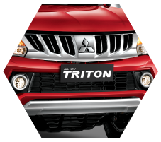 Grill Design All New Triton Medan