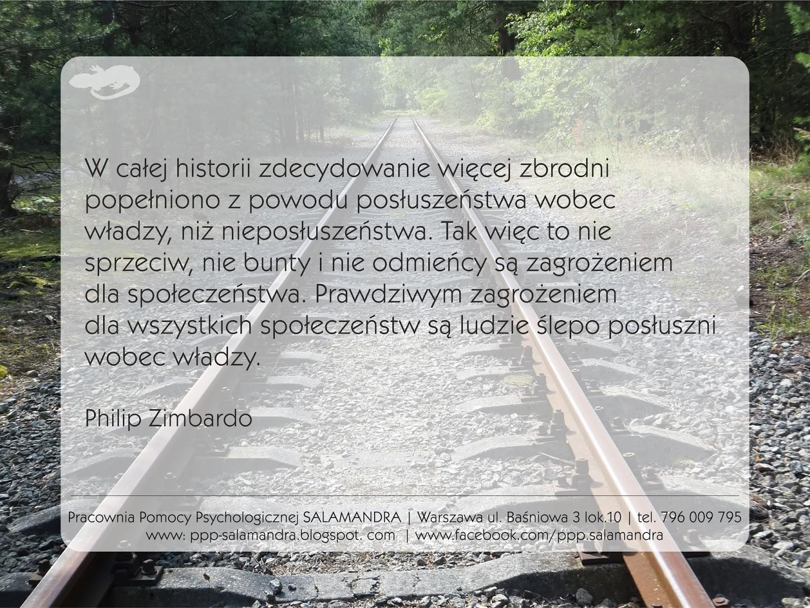 Milgram i Zimbardo - Dobry psycholog Warszawa o posłuszeństwie i konformizmie