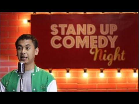 Raditya Dika Stand Up Comedi