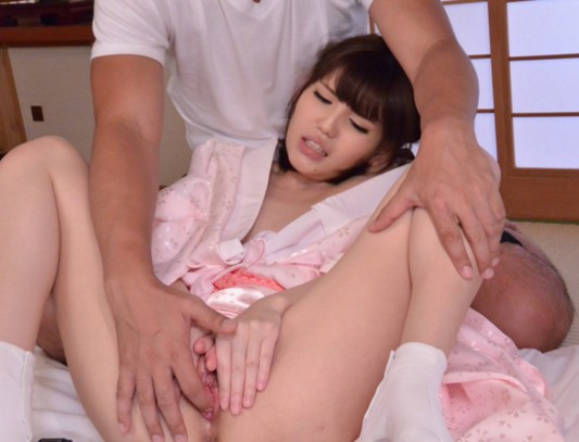 Gadis Jepang Masih Pakai Kimono Di Paksa Masturbasi - My Lucah ...