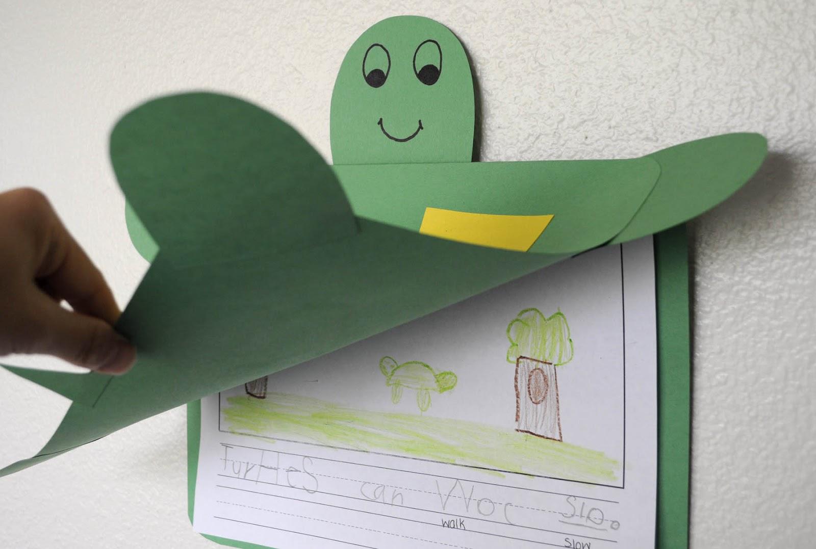 Mrs Ricca S Kindergarten Nonfiction Writing Turtles