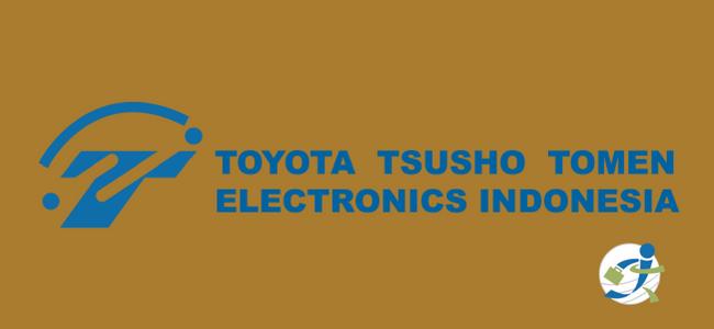 Loker Operator Produksi Toyota Tsusho Indonesia Paling Baru 2018