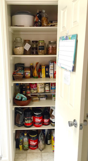 healthy habits, clean eating, pantry, organize, organization, home, healthy kitchen, home, recipes, clean kitchen, whole 30, beachbody, simple, real simple, junk food, healthy meals, dinner, snack time, afternoon snack, healthy snack