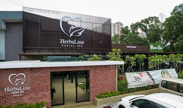 Herbaline Puchong, Herbaline Facial Spa, The Herbaline Global Wellness Group, spa treatment, best spa treatment in malaysia,  best spa treatment in Kuala Lumpur,  best spa treatment in Selangor, Mama Kim, Mama Kim Sauna Mee, Sauna Mee, Malaysia Sauna Mee, harga treatment di Herbaline, Herbaline treatment price,