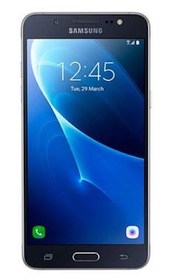 Harga dan Spesifikasi Samsung Galaxy J5 New 2016 Smartphone - Black Terbaru