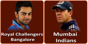 आइपीएल 6 का सैंतीसवां मैच 27 अप्रैल 2013 को होने जा रहा है।