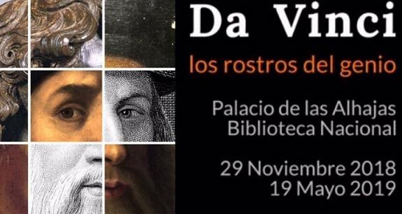 Exposición de Leonardo da Vinci