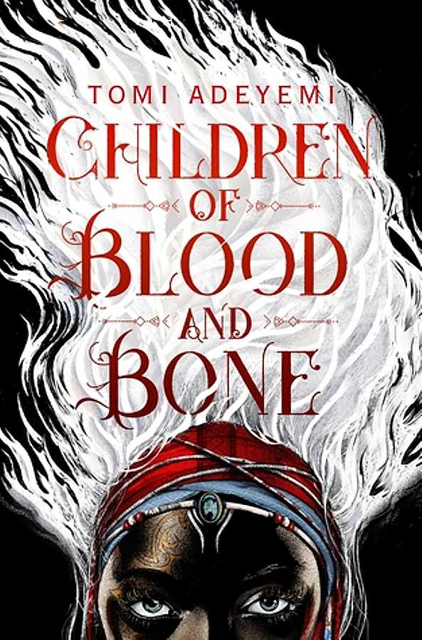 Image result for children of blood and bone book cover