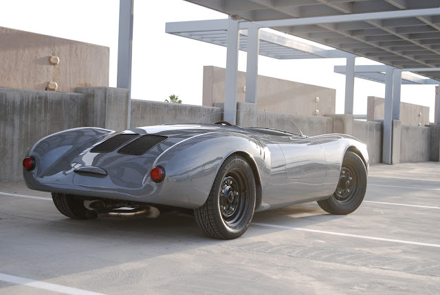 Porsche 550 Spyder Outlaw Replica For Sale On Ebay For Usd 54 899