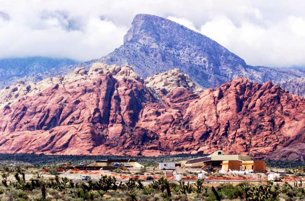 Cânion de Red Rock em Las Vegas