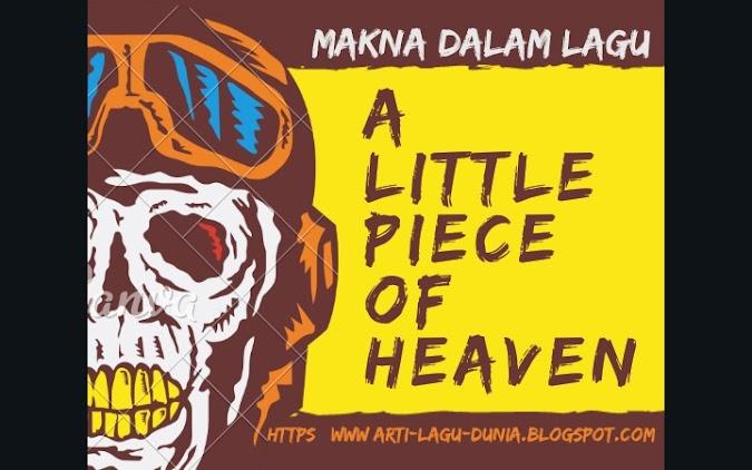 Makna Lagu A Little Piece of Heaven (Avenged Sevenfold) + Terjemahan Lirik dan Puisi Anabel Lee