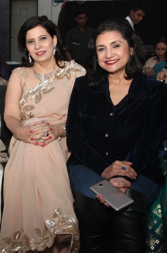 Parineeta Sethi and Liza Varma