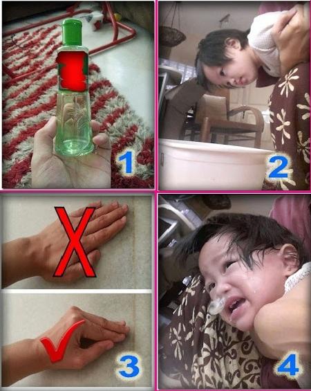Batuk Berdahat Pada Bayi