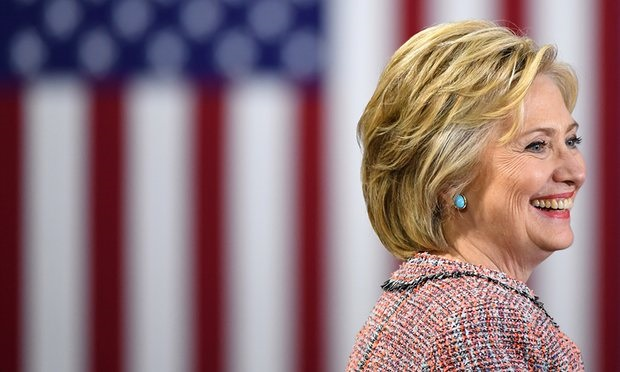 Hillary Clinton will appear at the Democratic national convention to accept the nomination on Thursday.