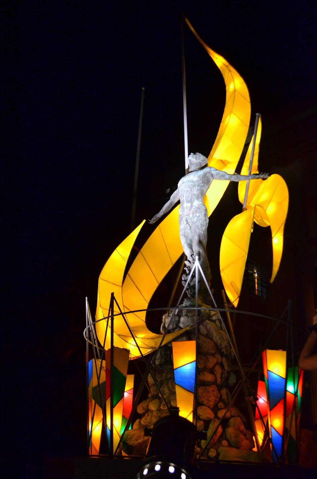 Oblation Statue design 2015